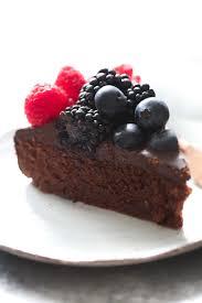 Low Carb Flourless Chocolate Cake Primavera Kitchen