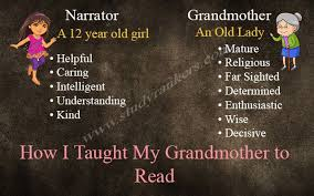 study material and summary of how i taught my grandmother to study material and summary of how i taught my grandmother to ncert class 9th