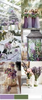 S Romantic Lavender And Gray Wedding Ideas