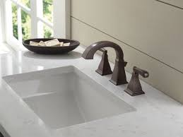 delta olmsted 35717 rb dst venetian bronze 2 handle bathroom sink faucet drain