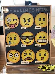 The Secret Feelings Chart Social Emotional Activities For Preschool And Kindergarten