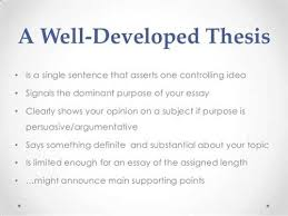 how to write a good thesis statement for high school successful  good english thesis college essays how make a good thesis statement for essay college how to