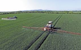 Magnetic Field Tech In New Spraying System Decreases Costs