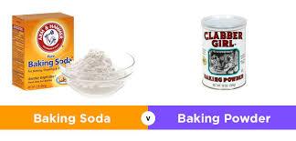 Bagian I: Mengenal, baking Powder, baking Soda, cream