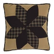 Dakota Star Quilted Pillow 16