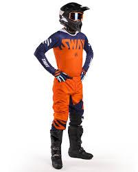 Sx0 Orange Blue Mx Gear Set