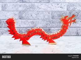 Chinese interior decor is similarly striking. Diy Chinese Dragon On Image Photo Free Trial Bigstock