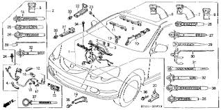 acura rsx engine diagram acura wiring diagrams online