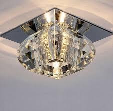 modern crystal led bulb warm white ceiling light lighting chandelier decor