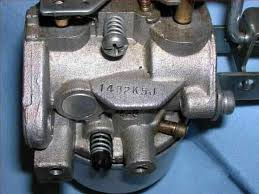 Tecumseh Carburetor Manufacturing Numbers