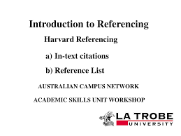 Ppt Harvard Referencing Powerpoint Presentation Id5376362