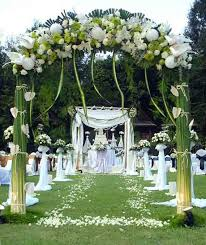 Goes Wedding Floral Wedding Decoration Design Ideas Custom Garden Wedding Reception Ideas Design