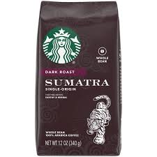 This means that it comes from one farm or plantations. Starbucks Sumatra Single Origin Earthy Herbal Dark Whole Bean Coffee Hy Vee Aisles Online Grocery Shopping