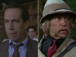 Sam Parrish and Van Pelt are played by the same actor. - 15 Things You  Never Knew About 'Jumanji' - Zimbio