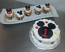 Custom Cake Micky Mouse Clubhouse Birthday Cake Scq