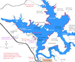 Lake Powell Maps