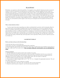 Example Of A Lab Report Example Lab Report Mobile Discoveries