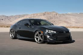 2013 Scion FR-S Custom Five Axis Edition Revealed - YouTube