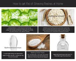 How to get Rid of Shaving Rashes 6 Home Remedies