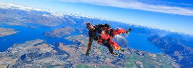 skydive wanaka panoramic