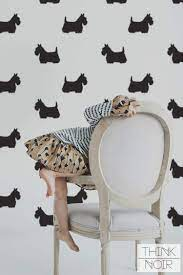 Cute Dogs Print Baby Room for walls ...