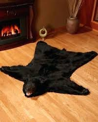bear head rug architecture real bear skin rug gallery images of throughout rugs inspirations classic faux bear taxidermy rug