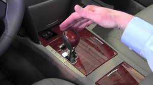 2011 | Toyota | Camry | Sequential Gear Shifter | How To by Toyota ...