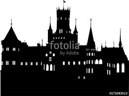 お城のシルエットfotoliacom の ストック画像とロイヤリティフリーの