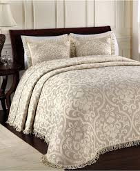 Macy Bedroom Furniture Closeout Closeout All Over Brocade Bedspreads Quilts Bedspreads Bed