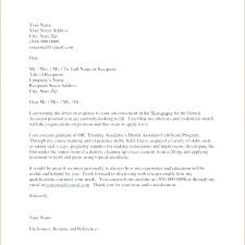 Sample Dental Hygiene Cover Letter – Lespa
