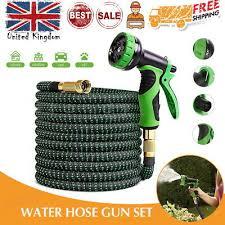 expandable garden hose pipe spray