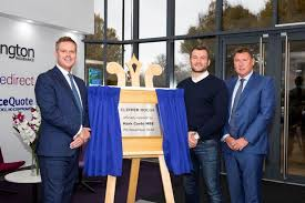 The Office The Merger Merger Moves Insurance Giant To New Manchester Hq Manchester