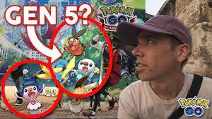 GEN 5 TEASED FOR POKÉMON GO ANNIVERSARY EVENT? (+SHINY ALOLAN POKÉMON) -  YouTube