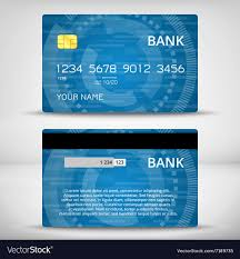 Free Credit Card Designs Templates Of Credit Cards Design