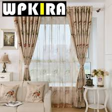 Living Room Curtains Drapes Cloth Window Shades Promotion Shop For Promotional Cloth Window