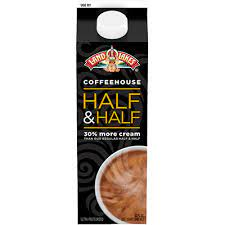 Real milk and cream liquid creamers are the best at delivering on the promise of a rich and smooth cup of coffee. Coffeehouse Style Half Half Land O Lakes