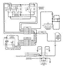 figure 2 37 windshield washer and wiper wiring schematic windshield washer and wiper wiring schematic