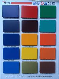 Acp Colour Chart Colour Chart Jual Acp Seven Harga Aluminium Composite