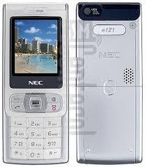 NEC e121 Specification - IMEI.info