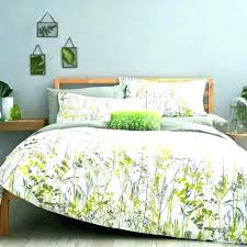 forest green bedding emerald duvet cover small size of prairie in king bedspread linen