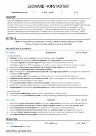 Data Scientist Resume Sample By Hiration