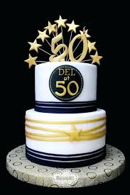 50th Birthday Cakes For Males Happy Birthday Dad Cake Designs