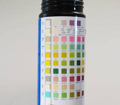Urinalysis Reagent Strips Chart Urinalysis Reagent Strips