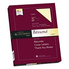 Southworth Resume Paper Extraordinary Amazon Southworth 60% Cotton Resume Paper 6060 X 60 60 Lb