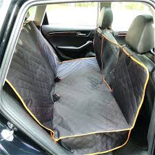 dog seat cover expert streetwize deluxe rear