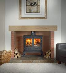 Our new log burner, coming soon.