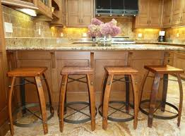 rustic wood bar stools. Best Rustic Wood Bar Stools Oak With Back Swivel Cabinet Hardware Room Types Designer Counter Height L