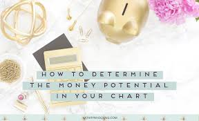 Money Astrology How To Determine Your Money Potential In