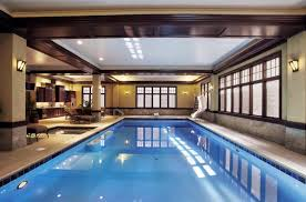 indoor swimming pool lighting. traditional indoor swimming pool halogen lights floor lighting galey kitchen elegant wood molding n