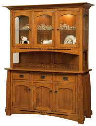 craftsman style furniture. AMERICAN BUNGALOW COLLECTION COLEBROOK THREE DOOR HUTCH AND BUFFET Craftsman Style Furniture F
